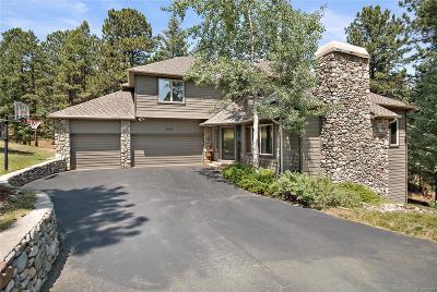 Evergreen Single Family Home Under Contract: 1616 Marmot Lane