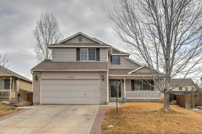 Henderson Single Family Home Under Contract: 11406 East 116th Drive