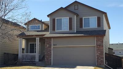 Highlands Ranch Single Family Home Under Contract: 9627 Moss Rose Circle
