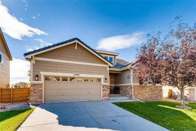 Commerce City Single Family Home Active: 10083 Pagosa Court