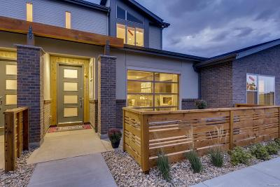 Lakewood Condo/Townhouse Active: 12859 West Nevada Place
