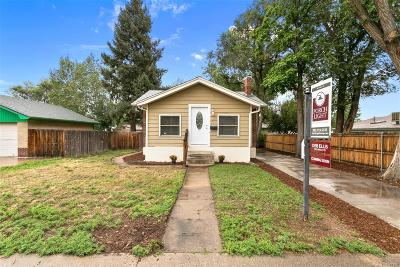 Englewood Single Family Home Under Contract: 615 West Union Avenue