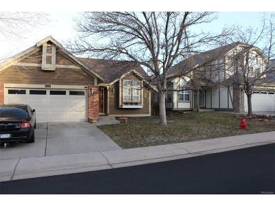 Littleton Single Family Home Active: 7698 Dusk Street
