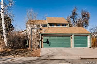 Longmont Single Family Home Under Contract: 2302 Judson Street