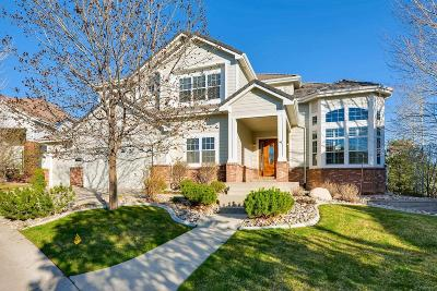 Saddle Rock Single Family Home Under Contract: 6544 South Quemoy Way