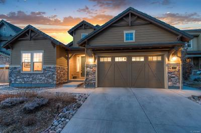 Highlands Ranch Single Family Home Under Contract: 10610 Star Thistle Court