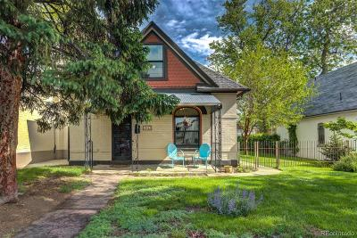 Single Family Home Active: 1943 West 35th Avenue