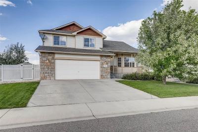 Firestone Single Family Home Under Contract: 9778 Cascade Street