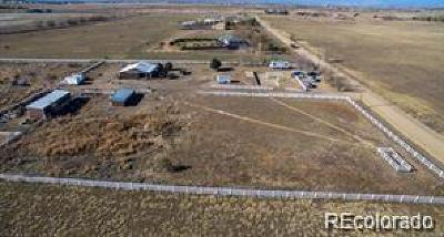 Commerce City Residential Lots & Land Active: 19150 East 118th Avenue