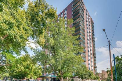 Denver Condo/Townhouse Active: 550 East 12th Avenue #1507