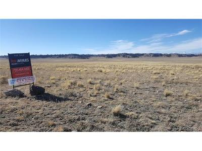 Hartsel Residential Lots & Land Active: Co Rd 53