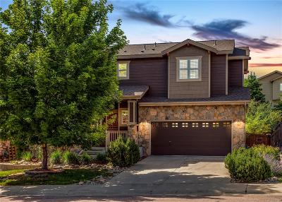 The Meadows Single Family Home Under Contract: 4290 Millwagon Trail