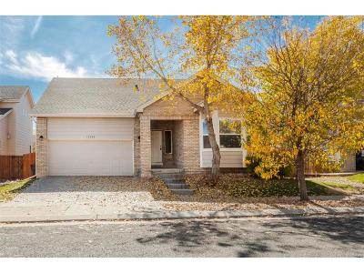 Commerce City Single Family Home Active: 15394 East 99th Avenue