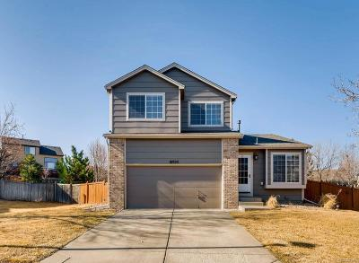 Parker Single Family Home Under Contract: 10925 Cherry Creek Court