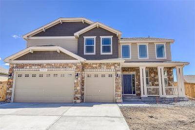 Aurora Single Family Home Active: 22497 East Saratoga Drive