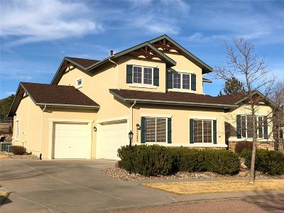 Pine Creek Single Family Home Under Contract: 2512 Willow Glen Drive