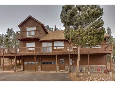 Golden Single Family Home Under Contract: 33848 Ave De Pines Lane