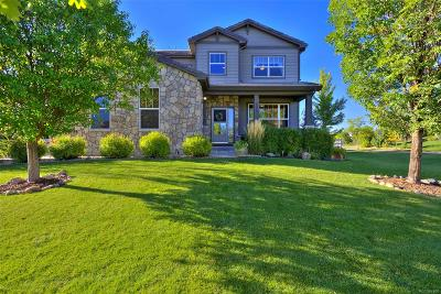 Broomfield Single Family Home Under Contract: 2845 Promontory Loop