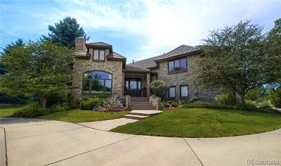 Cherry Hills Village Single Family Home Active: 65 Glenmoor Drive