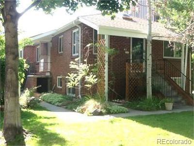 Denver Rental Active: 43 South Ogden Street
