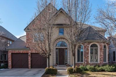 Aurora, Denver Single Family Home Under Contract: 8653 East Iliff Drive