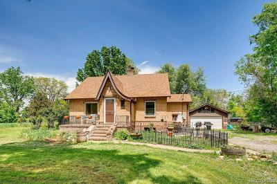Jefferson County Single Family Home Active: 6907 West 12th Avenue