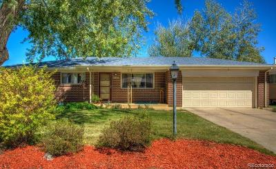 Greeley Single Family Home Active: 1408 32nd Avenue