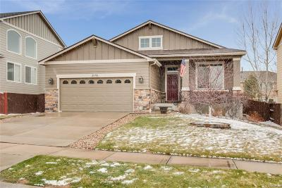 Erie Single Family Home Under Contract: 2191 Pinon Circle
