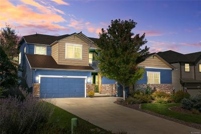 Castle Rock Single Family Home Under Contract: 2467 Northview Place