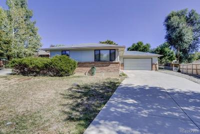 Longmont Single Family Home Active: 424 Newman Circle