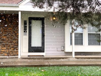 Littleton Condo/Townhouse Under Contract: 7942 South Depew Street #B