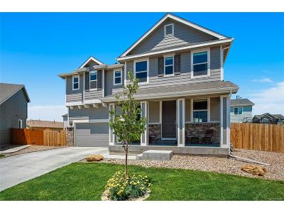 Dacono Single Family Home Under Contract: 325 Baum Court