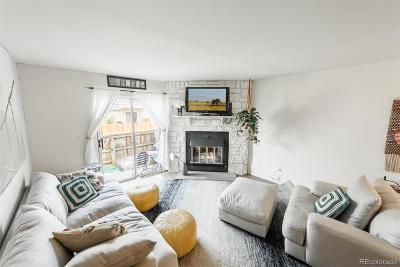 Parker Condo/Townhouse Under Contract: 10828 Bayfield Way