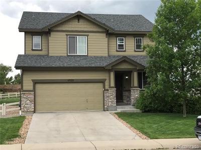 Firestone Single Family Home Active: 4920 Sandy Ridge Avenue
