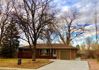 Centennial Single Family Home Active: 11 East Easter Avenue
