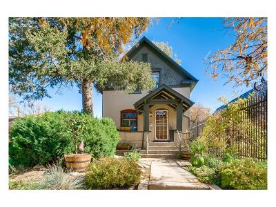 Single Family Home Under Contract: 1060 Elizabeth Street