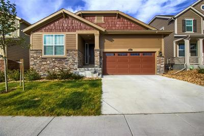 Single Family Home Sold: 8851 Concolor Lane
