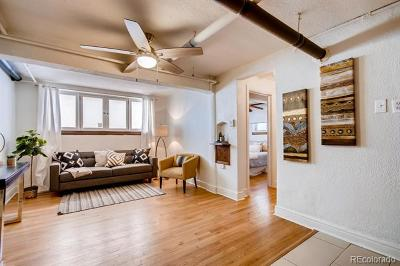 Denver Condo/Townhouse Active: 1060 Washington Street #1A
