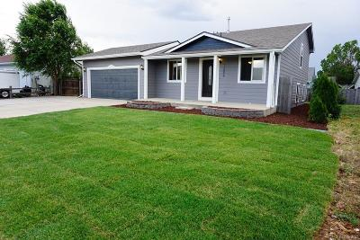 Fort Lupton Single Family Home Under Contract: 1304 6th Street