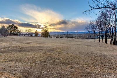 Arapahoe County Residential Lots & Land Active: 6403 South Prince Street