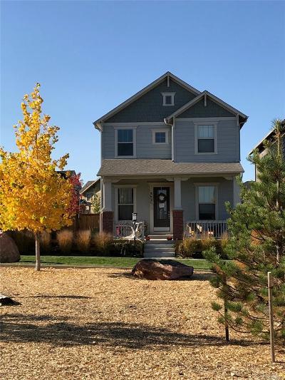 Denver Single Family Home Active: 7934 East 51st Avenue