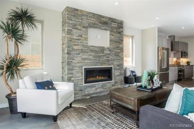 Denver Single Family Home Active: 3652 Mariposa Street