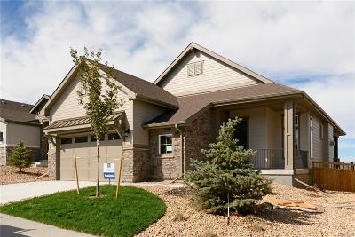 Castle Rock Single Family Home Active: 3399 Fitch Street