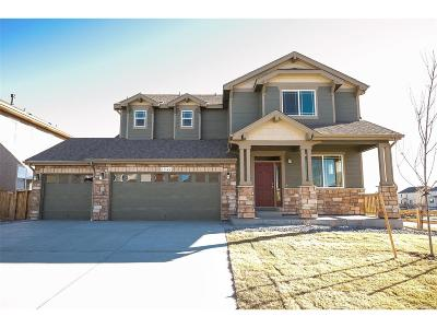 Broomfield Single Family Home Under Contract: 17122 Lexington Street
