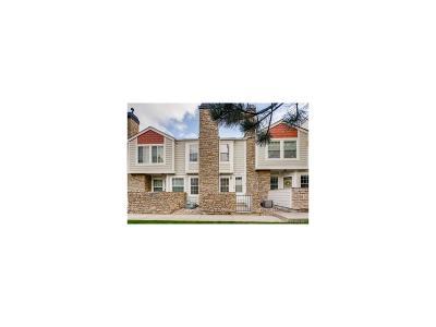 Littleton Condo/Townhouse Active: 330 West Jamison Circle #16