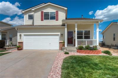 Littleton Single Family Home Under Contract: 9579 Bighorn Way