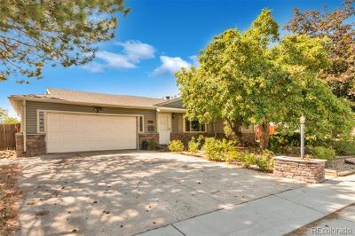 Westminster Single Family Home Active: 3311 Mowry Place
