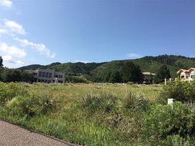 Littleton Residential Lots & Land Active: 7291 Firethorn