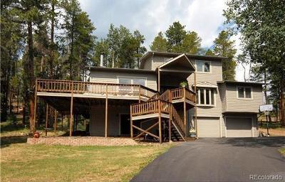 Conifer CO Single Family Home Under Contract: $500,000