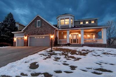 Littleton Single Family Home Under Contract: 7443 South Lewis Court